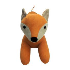image-Fox Draught Excluder Orange and Grey