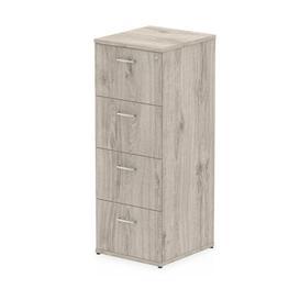 image-Zetta Filing Cabinet Ebern Designs Size: 144.5cm H x 50cm W x 60cm D
