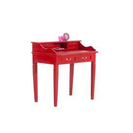 image-Walworth Secretary Desk ClassicLiving Colour: Red