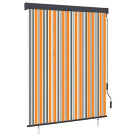 image-Outdoor Room Darkening Roll-Up Blind Symple Stuff