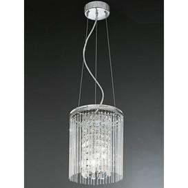 image-3-Light Crystal Chandelier Mercer41