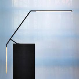image-Bird LED Table lamp - / L 94 cm by Nemo Black,Brass