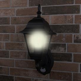 image-Ranex Outdoor Wall Lantern with Motion Sensor Smartwares