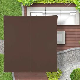 image-Espitia 3m x 3m Square Shade Sail Sol 72 Outdoor Colour: Brown