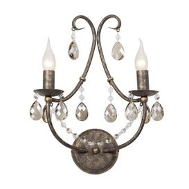 image-Labadie 2-Light Candle Wall Light Astoria Grand