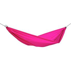image-Modoc Camping Hammock Dakota Fields Colour: Pink
