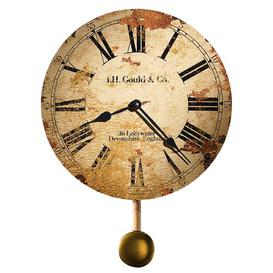 image-Moment in Time 47cm Silent Wall Clock Howard Miller