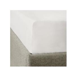 image-Easy Iron Egyptian Cotton Fitted Sheet