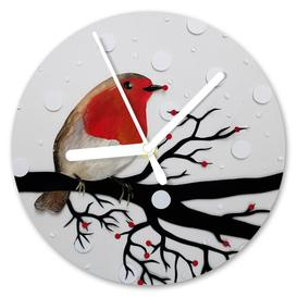 image-Encline 13cm Analogue Wall Clock Ebern Designs Size: 13cm