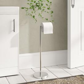 image-Bewley Freestanding Toilet Roll Holder Metro Lane