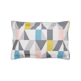 image-Scion Nuevo Oxford Pillowcase, Blush