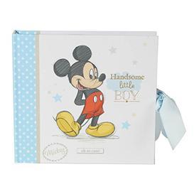 "image-""Disney Magical Beginnings Photo Album 4"""" x 6"""" - Mickey"""