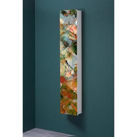 image-Multitalent 30 Motif 18 Abstract Art 4 Pair Shoe Storage Cabinet Ebern Designs