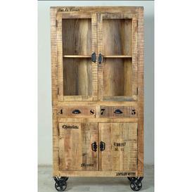 image-Dallas Display Cabinet