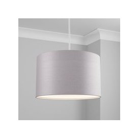 image-Made to Order 43cm Cylinder Shade Carnaby Dove