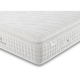 image-Tuft  Springs Solitaire 2000 Pocket Memory Pillow Top Mattress - European Small Single (80cm x 200cm)