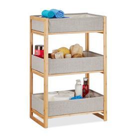 image-46.5 x 75cm Bathroom Shelf Symple Stuff