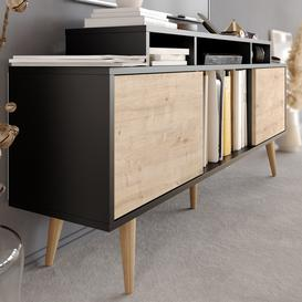"""image-""""Char TV Stand for TVs up to 70"""""""""""""""