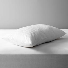 image-John Lewis & Partners Specialist Synthetic Active Anti Allergy Standard Pillow, Soft