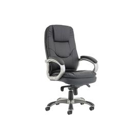image-Tyne Faux Leather Executive Chair