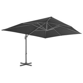 image-3m Square Cantilever Parasol Freeport Park Colour (Fabric): Anthracite