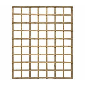 image-Laurelglen Wood Lattice Panel Trellis (Set of 3) Sol 72 Outdoor Size: 183cm H x 152.5cm W x 3.2cm D