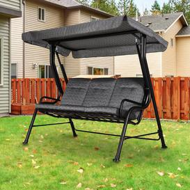 image-Winckler Swing Seat with Stand Sol 72 Outdoor