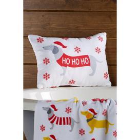 image-Festive Doug Bath Pillow