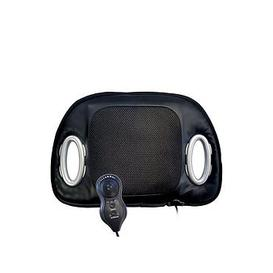 image-Streetwize Accessories Heated Seat Cushion With Lumbar Support