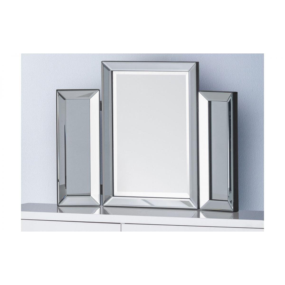 image-Soprano Folding Dressing Table Mirror