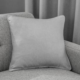 image-Luna Mid Grey Cushion Cover Mid Grey