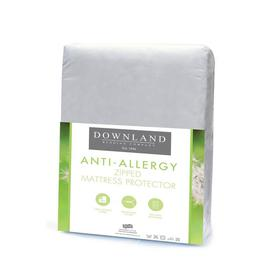 image-Downland Zipped Anti-Allergy Mattress Protector