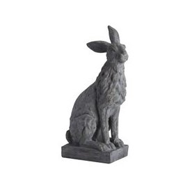 image-Hill Large Sitting Outdoor Hare Statue