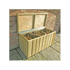image-Shire Log Box Sawn Pressure Treated