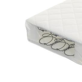 image-Coil Sprung Mattress 100 x 50cm Obaby