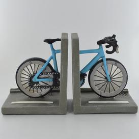 image-Bicycle Bookends
