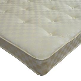 image-Extra Firm Orthopaedic Open Coil Mattress Airsprung Beds Size: Super King (6')