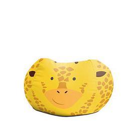 image-Rucomfy Giraffe Animal Bean Bag