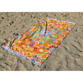 image-Kolton Quick Dry Beach Towel Single Piece Ophelia & Co.