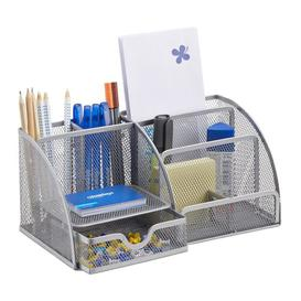 image-Desk Organiser Symple Stuff Colour: Grey