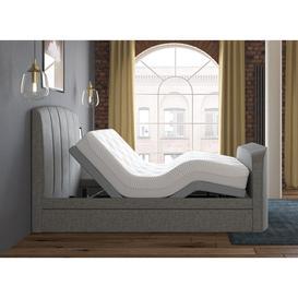 image-Seoul Sleepmotion 400i Adjustable TV Bed Frame 5'0 King GREY