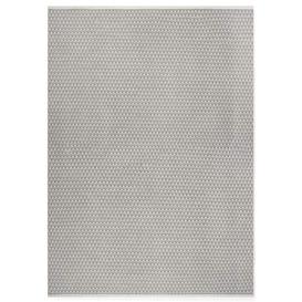 image-Roque Noir Rug - 170 x 240 cm / Grey / Wool