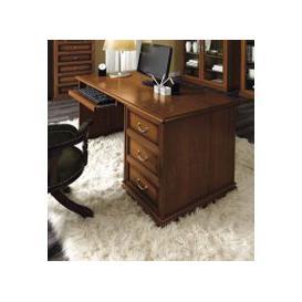 image-Camel Nostalgia Day Walnut Italian Writing Desk