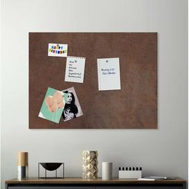 image-Magnetic Wall Mounted Photo Memo Board Ebern Designs