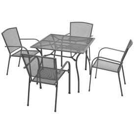 image-Barboza 4 Seater Dining Set Sol 72 Outdoor