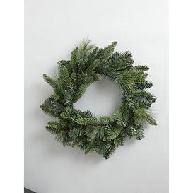 image-Plain Ready To Decorate Christmas Wreath