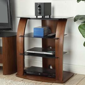 image-Jual Melbourne Walnut Furniture Hi-Fi Entertainment Unit