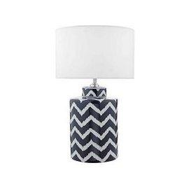 image-Cruz Table Lamp - Pattern