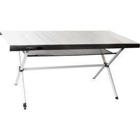 image-Bonum Folding Aluminium Camping Table Sol 72 Outdoor Size: 71cm H x 147cm L x 80cm W