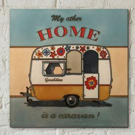 image-Tile 8x8 Home For Summer By Martin Wiscombe Wall Art